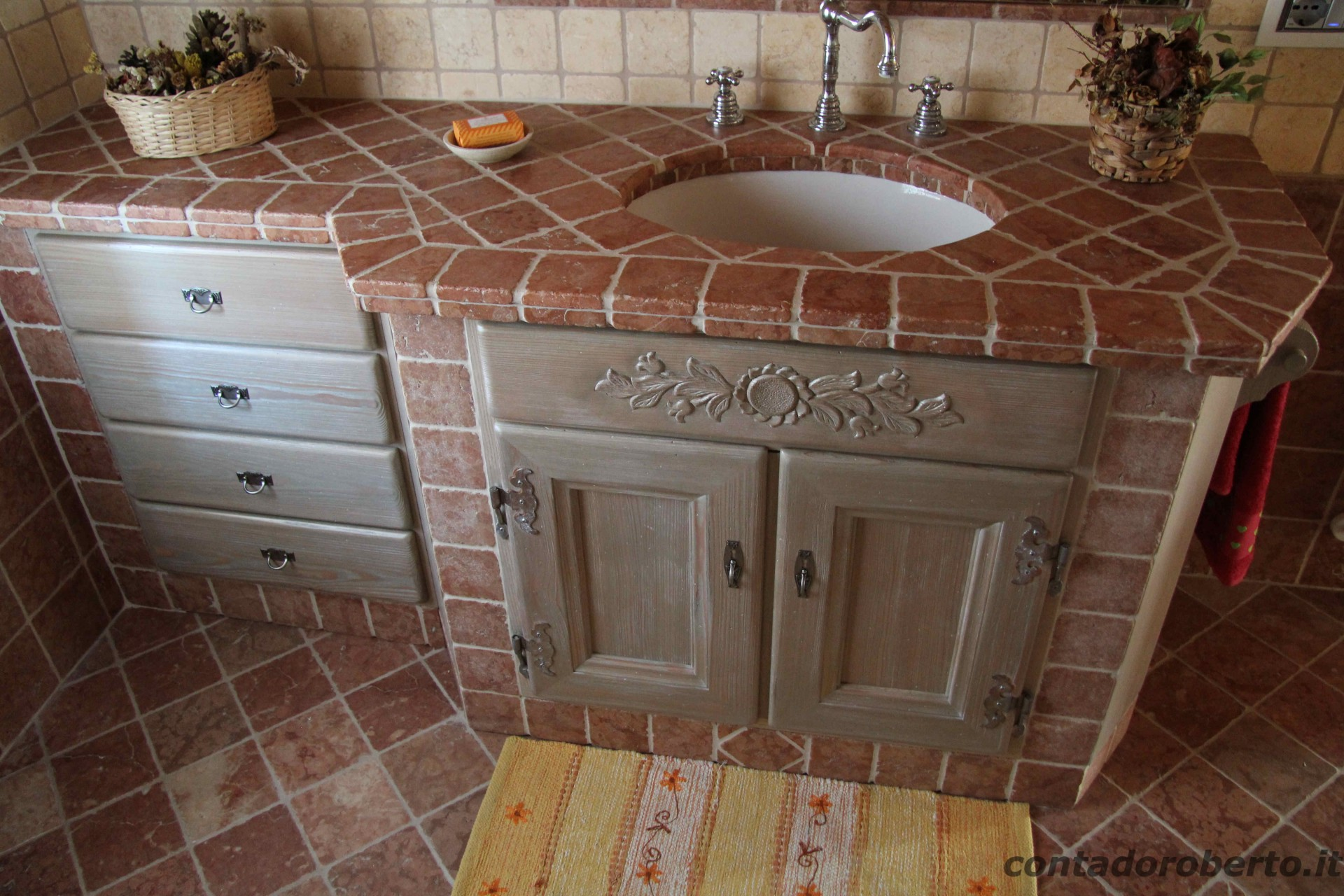 Mobili bagno in muratura fabulous stunning arredo bagno - Bagno in muratura costi ...