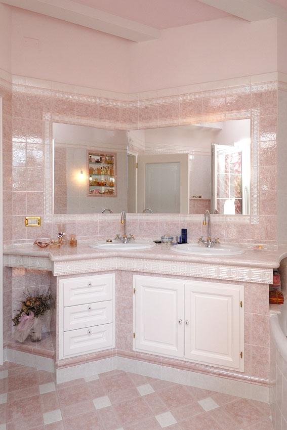 arredo bagno » arredo bagno classico in muratura - galleria foto ... - Foto Bagni Moderni In Muratura