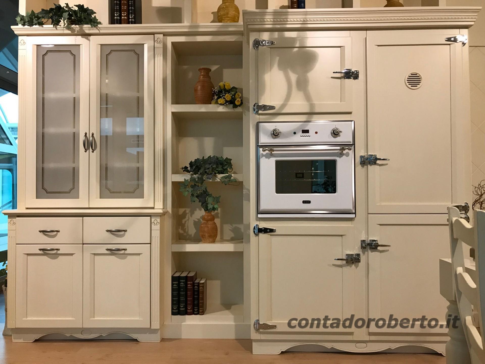 Cucina in Legno Country Chic | Contado Roberto Group | Cucine e ...