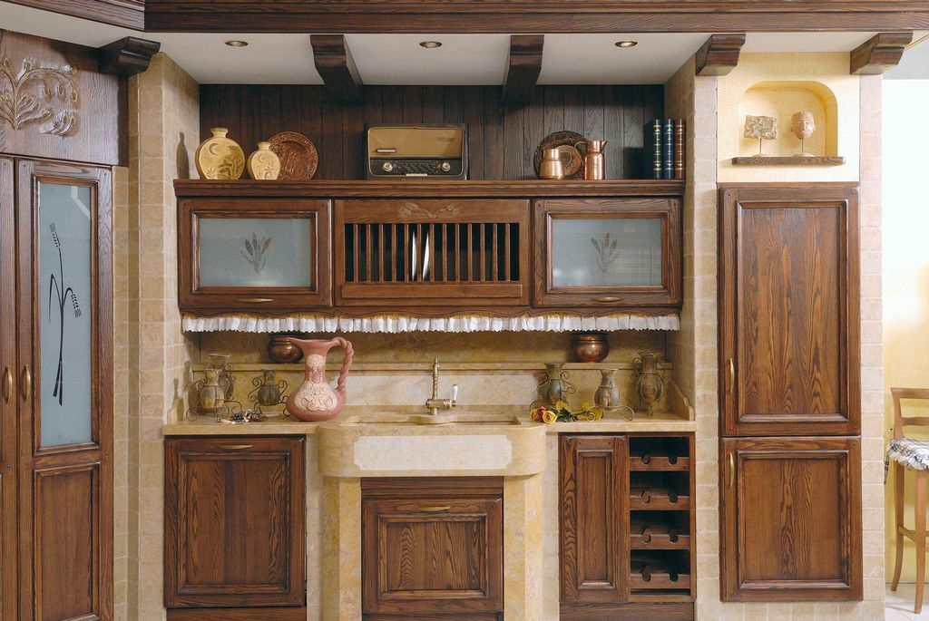 Cucina in Muratura Verona Affi Borgo Antico | Contado Roberto ...