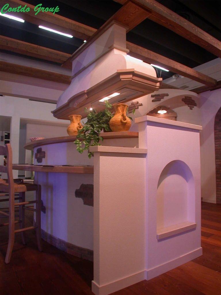 Cucina La Luminosa con Isola | Contado Roberto Group ...