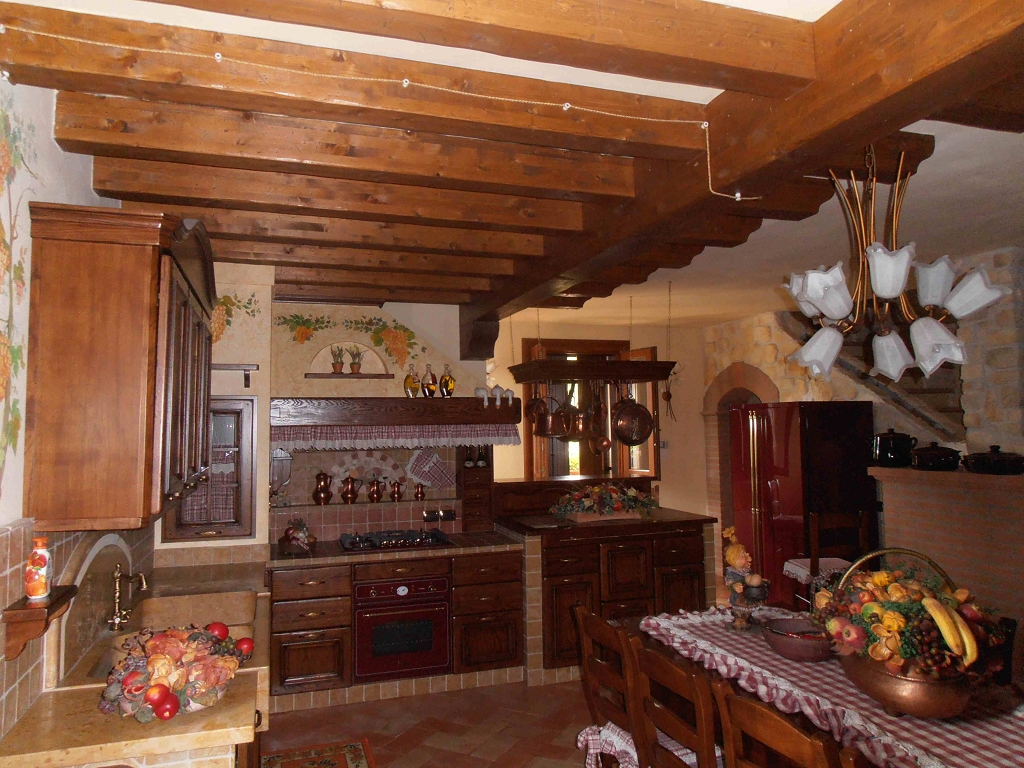 Cucina in Muratura La Vigna   Contado Roberto Group   Cucine e ...