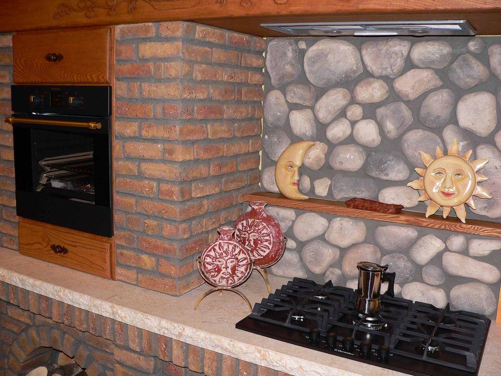 Cucina in Muratura baita | Contado Roberto Group | Cucine e ...