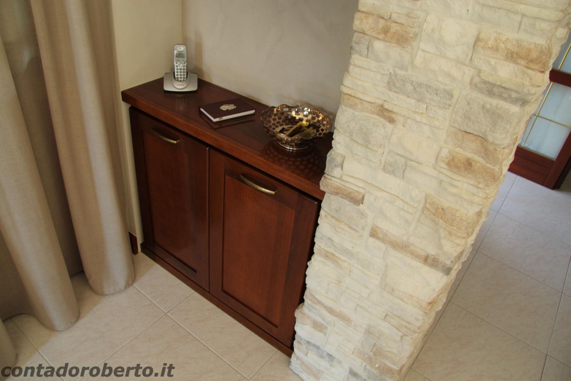 soggiorno in legno con camino | contado roberto group | cucine e ... - Foto Soggiorno Con Camino 2