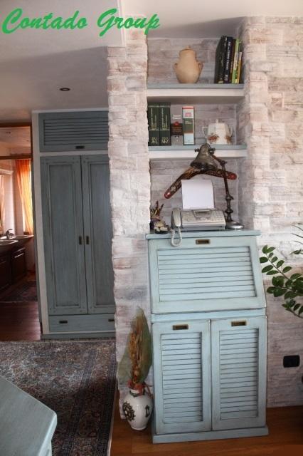 Soggiorno Pietra Ricostruita ~ Idee per il design della casa